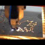 מכונת חיתוך cnc פלזמה ניידת נירוסטה 1325