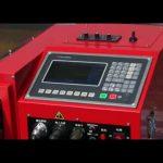 """מכונת חיתוך גז להבת פלזמה cnc מסילה כבדה 1800 מ""""מ"""