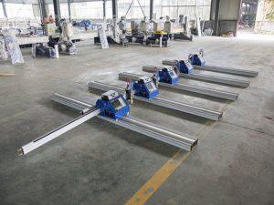 """מכונת חיתוך פלזמה CNC ניידת 180W לחיתוך מתכת עבה 6 - 150 מ""""מ"""