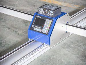 """יעילות גבוהה מכונת חיתוך פלזמה CNC 0-3500 מ""""מ מהירות חיתוך דקה"""