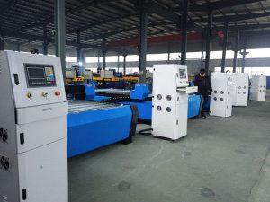 מכונת חיתוך מתכת / חותך פלזמה cnc מחיר זול 1325