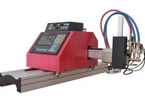 מכונת חיתוך פלדה מרובעת רב-תכליתית CNC FlamePlasma מכונת חיתוך באיכות גבוהה