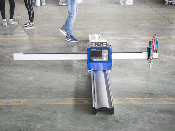 טכנולוגיה חדשה מיקרו START CNC חותך מתכת / מכונת חיתוך פלזמה cnc ניידת