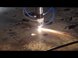 תוצרת סין אבטחת סחר מחיר זול חותך נייד מכונת חיתוך פלזמה cnc ברזל מתכת נירוסטה
