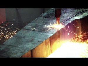 מחיר מכונת חיתוך פלזמה CNC ניידת